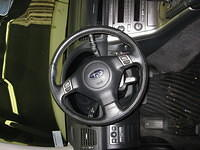 Steering Wheel and Air Bag - all bags are good - including module