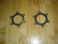Custom Flanges. prices vary.